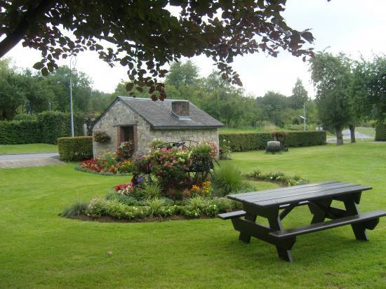 Le village de Hargnies.