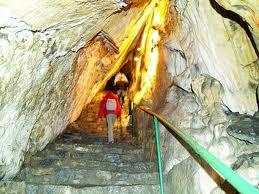 Les grottes de Nichet